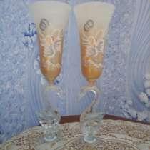 Свадебные бокалы, в Новокубанске