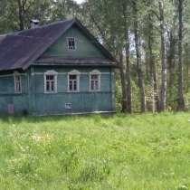 Продам два дома в сельской местности, в Великом Новгороде