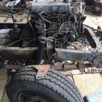 Двигатель и шасси от авто ТАТА (4 цилиндра), в Наро-Фоминске