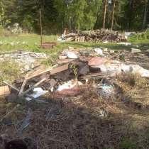 Вывоз мусора, в Томске