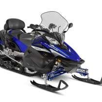 Снегоход Yamaha RS VentureTF, в г.Шамони