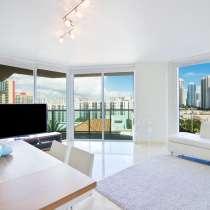 Роскошный апартамент в Санни-Айлс-Бич, в г.Майами
