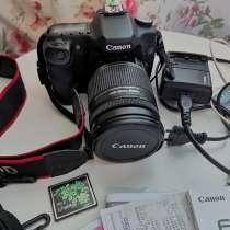 Фотоаппарат canon EOS 50D+объектив 18-200, в Санкт-Петербурге