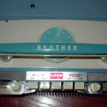 Вязальная машина 5 класса Brother KH-585, в Кемерове