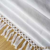 Заготовка для рушника домотканое рушниковое полотно с бахром, в г.Запорожье