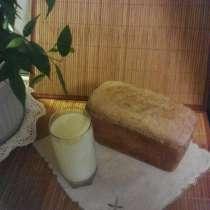 Хлеб домашний на закваске, в Рославле