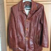Мужская кожаная куртка, в Евпатории