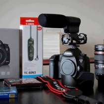 Canon EOS 5D Mark III 22.3MP Digital SLR Camera + 24 - 70 mm, в г.Белфаст