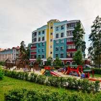 Квартира в загородной резиденции Соколиная Гора, в Челябинске