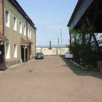 Складское помещение, 6000 м², в Улан-Удэ