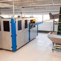 Автомат для производства ПЭТ бутылок АВ-3000, 3000 б/час, в Уфе