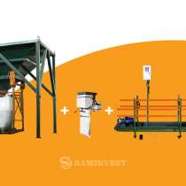 """PACKING LINE FOR BAGS AND BIG BAGS """"COMPACT 2"""" (HYBRID), в г.Харьков"""
