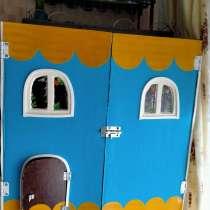 Кукольный домик ручной работы, в Волгограде