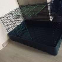 Клетка для кроликов морских свинок ёжиков, в Санкт-Петербурге