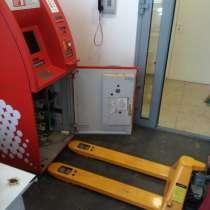 Перевозка банкоматов, платежных терминалов и сейфов, в Красноярске
