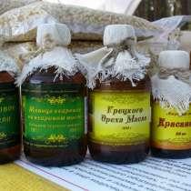 Кедровая продукция: Кедровое масло, орех, жмых, живица, в Тольятти