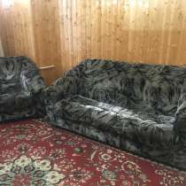 Отдам диван и два кресла. Самовывоз, в Раменское