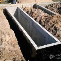 Погреб монолитный, смотровая яма, фундамент, строительство, в Красноярске