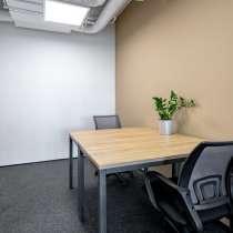 Офис 13,6 кв. м. на 2 рабочих места, в Москве
