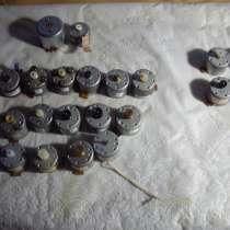 Моторчики моторчики для кассетной деки, в Челябинске