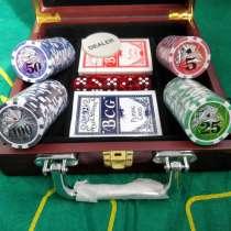 Покерный набор, новый, в Туле