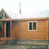 Строим дома,бани,дачи., в Омске