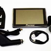 "5"" GPS навигатор Pioneer 516, 8gb 800mhz 256mb IGO, Navitel, в г.Киев"
