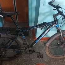 Продаю велосипед. 26 колеса, диски, 21 рост рамы, в г.Бишкек