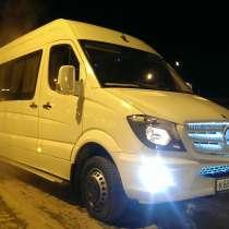 Пассажирские перевозки по России на микроавтобусах Мерседес, в Ряжске