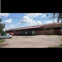 Производственная база, в Самаре