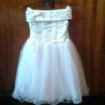 Продается платье на девочку 6-7 лет, в Борисоглебске