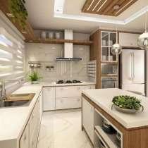 Дизайн домов, квартир, в Феодосии