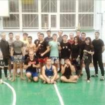 Тренировки тайский бокс, в Красноярске