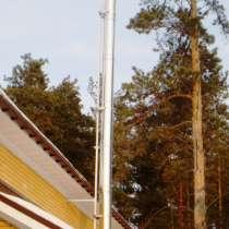 Безопасные немецкие модульные дымоходы Jeremias из нержавеющ, в Новосибирске