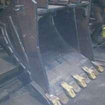 Скальные ковши под заказ от производителя, в Уфе