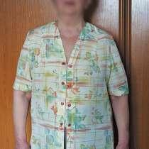 Набивная блузка из шелка креповой выделки, в Екатеринбурге