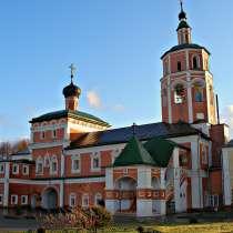 Вяземский Иоанно- Предтеченский монастырь, в Видном