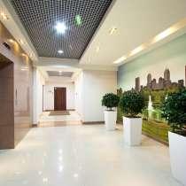 Офисный блок с удобным заездом с МКАД в Бизнес-Парке кл В, в Москве