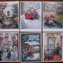 Комплект открыток Сюзан Веллер, в Туймазах