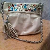 Женская сумочка со стразами, в Красноярске