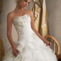 Свадебные платья очень хорошая цена, в г.Бишкек