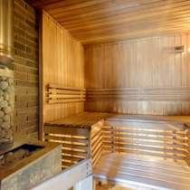 Русская баня на дровах в Новосибирске, в Новосибирске