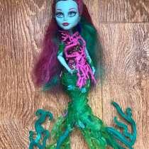 Кукла Школа Монстров Посеа из серии Кошмарный Риф Монстер Ха, в Уфе