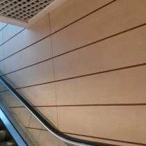 Интерьерные панели HPL пластик HPL для стен и перегородок, в Москве
