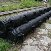 Полимерные понтоны трубные диаметром от 315 до 630 мм, в Санкт-Петербурге