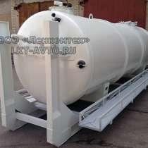 Цистерна вакуумная ЛКТ-10вм,8вм,4вм (мультилифт), в Пензе
