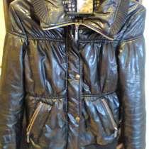Куртка черная осень-весна 44 размер, в Москве
