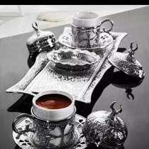 Набор турецких кофейных (чайных) чашек, в Ростове-на-Дону