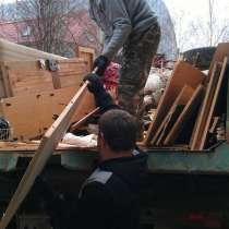 Вынос из квартиры мусора, старой мебели. грузчики, в Белгороде