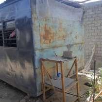 Продаётся строительный вагон 6х3м, состояние хорошие, в г.Ташкент